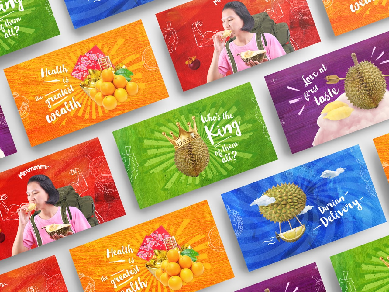 Durian Culture Visual