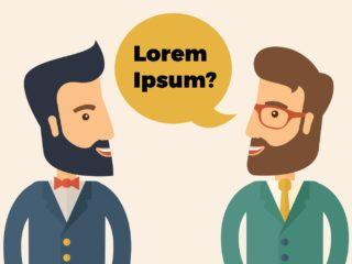 Real Content VS Lorem Ipsum