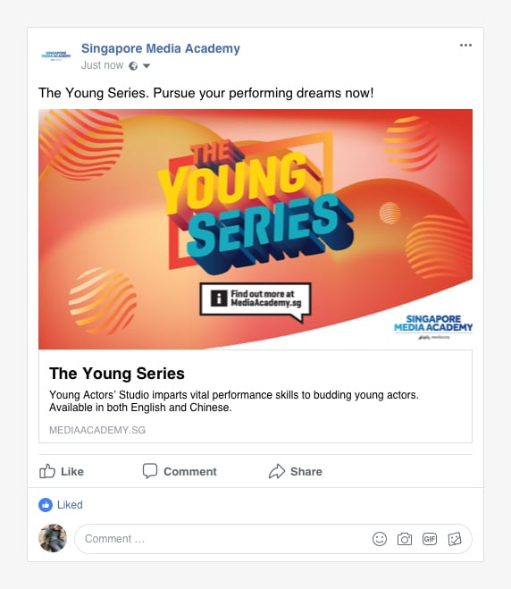 SMA Social Media Posts